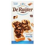 De Ruijter chocolade vlokken melk