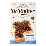 Ruijter Chocoladehagel melk.